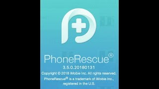 PhoneRescue review (Essential PC Program for iPhones).