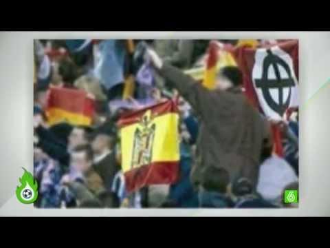 El Real Madrid veta la simbología fascista en el Bernabéu