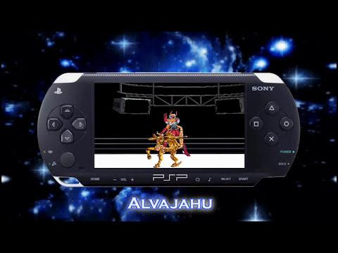 Juego de Saint Seiya para PSP (Links de Descarga en la descripción)
