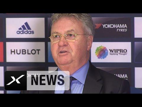 2:2! Guus Hiddink hadert und erklärt Torjäger-Comeback von Diego Costa | FC Chelsea - FC Watford