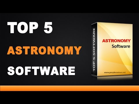 Top 5 Best Astronomy Software