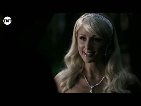 Paris Hilton Fight | Supernatural | TNT