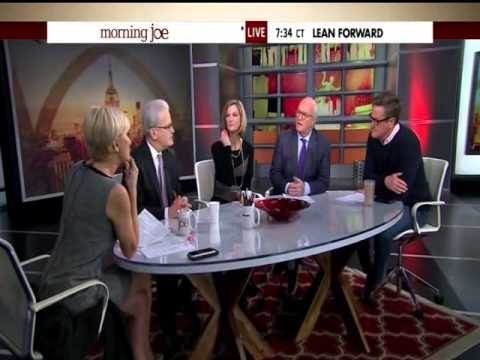 Senator Tom Coburn on MSNBC's Morning Joe