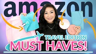 AMAZON TRAVEL MUST HAVES!