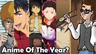 The Single Best Anime of 2016!