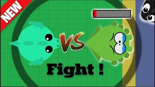 Mope.io 1v1 Mode // KRAKENS TRAPPED ON LAND // Mope.io beta 1v1 Arena Update