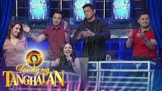 Download Lagu Tawag ng Tanghalan: Kyla gets standing ovation from hurados Gratis STAFABAND