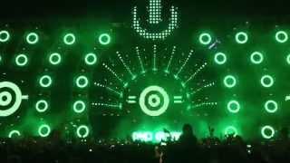 David Guetta @ Ultra Music Festival 2014 [1080p]