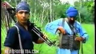 REAL VIDEO OF KHADKU SINGHS 1984
