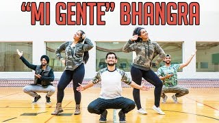 "download lagu Bhangra Empire - ""mi Gente"" Choreography gratis"