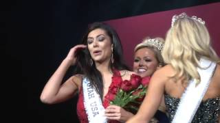 Nicol Powell is crowned Miss Utah USA® 2015