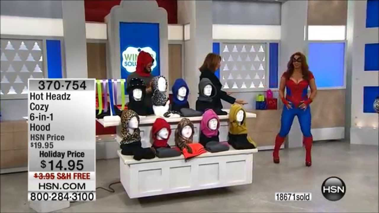 HSN Shannon Smith Dressed As Sexy Spider Woman!! - YouTube