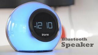 iHome Bluetooth Speaker & Alarm Clock
