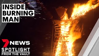 Burning Man | The wildest party in the world | Sunday Night