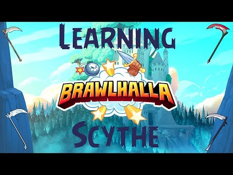 Brawlhalla Learning Scythe Strikeout