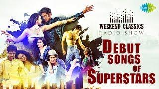 Weekend Classics Radio Show | Debut songs of Super stars | RJ Ruchi