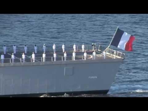 French Navy International Fleet Review / Revue navale 70 ans du débarquement de Provence