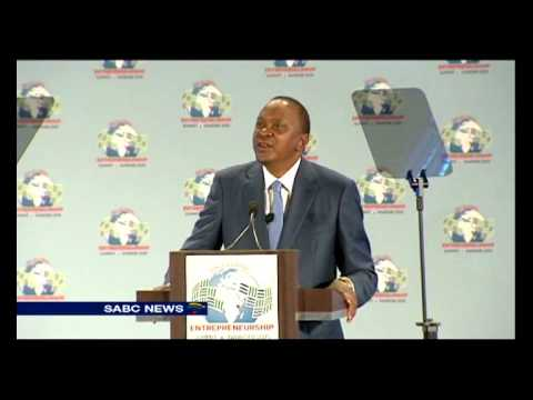 Obama praises Africa's business, economic potential
