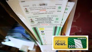 LIVE coverage of Nigeria 2019 presidential polls