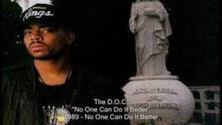 Watch DOC No One Can Do It Better video