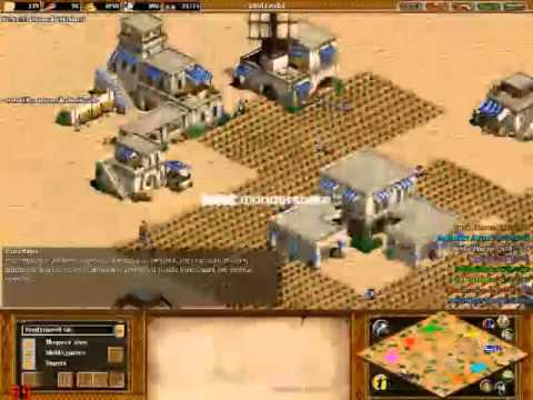 Age of Empires II (2 PARTIDAS EN 1) DETALLES EN LA DESCRIPCION DEL VIDEO