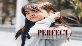 Ed sheeran-Perfect-Hanin dhiya(Lirik terjemahan)