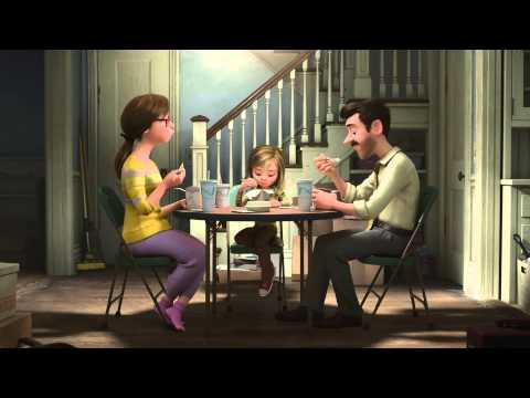 Intensa-Mente de Disney-Pixar: Teaser Tráiler