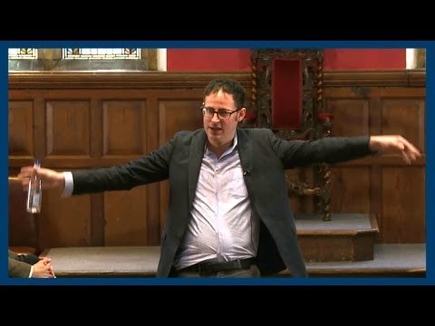 Machine Learning Techniques | Nate Silver | Oxford Union video