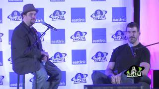 Hal-Con 2013 - Robert Maillet Q&A - Part 3 of 4