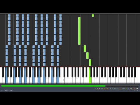 [Black MIDI] NES Style Jingle Bells 100k remix - Synthesia