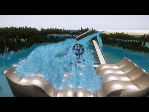 • Realtime Fluid/Water Simulation V2 - CryEngine •