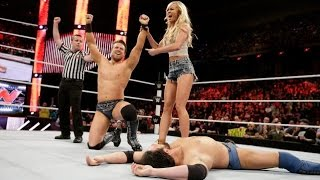 Spaz's RAW Review 20/04/15 New Day Go For Gold & Miz Keeps His Name (& The Girl)