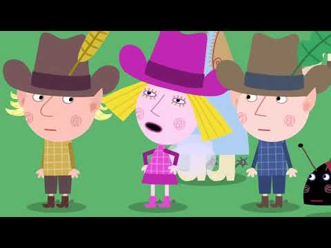 Ben and Holly's Little Kingdom -  Chicken - Compilation   HD Cartoons for Kids