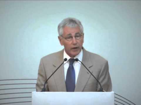 U.S. Defense Secretary Hagel stresses on improving defence cooperation with India
