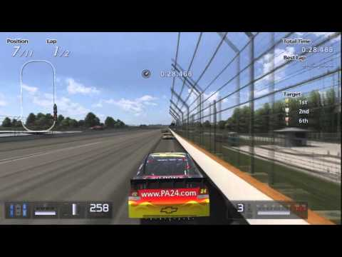 Gran Turismo 5 - Special Events - Jeff Gordon NASCAR School - Advanced