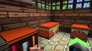 Minecraft Orespawn #8 Emerald Sword Challenge