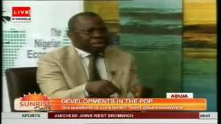 Analyst Argues That The New PDP And PDM Want To Join APC Pt 2