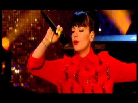 LILY ALLEN :SINGS BRAND NEW SINGLE LIVE THE GRAHAM NORTON SHOW 21/02/2014