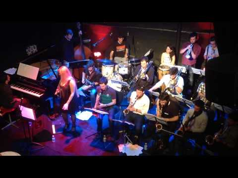 "Reunion Big Band @ Hacería Jazz Club 2014 ""Shiny Stockings"""