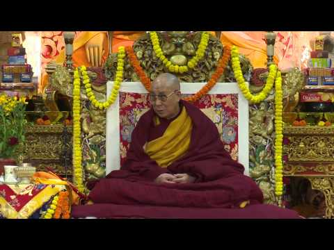 Long Life Prayer Offered to His Holiness the Dalai Lama