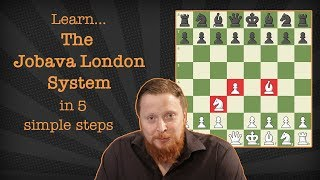 Learn the Jobava London System Opening with ...d5 in five simple stages. Part One.