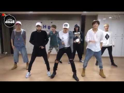 開始Youtube練舞:Silver Spoon-BTS | Dance Mirror