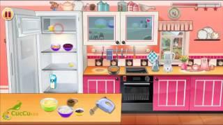 Game nấu ăn vui - Lớp học nấu berry cheesecake của Sara