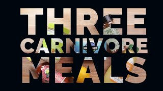 Carnivore Diet: Three Simple Meal Ideas
