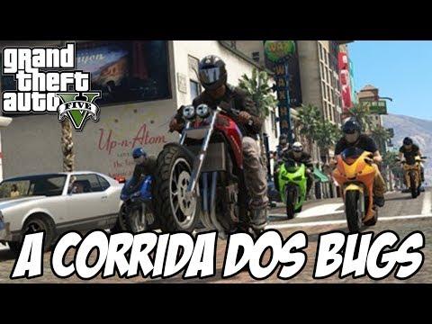 GTA V - A Corrida dos Bugs