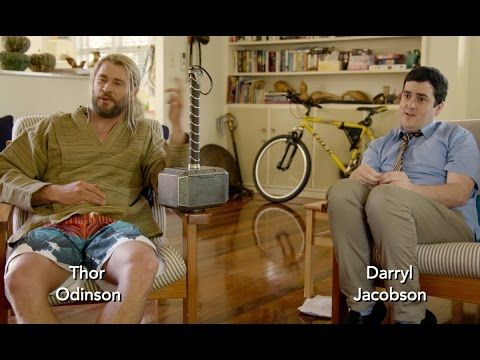 Team Thor - Official Marvel   HD