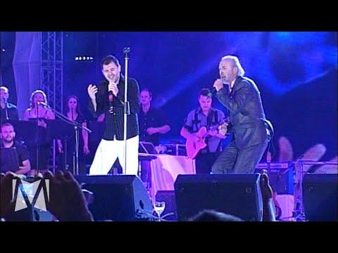 Dino Merlin feat. Eldin Huseinbegović - Da šutiš (Koševo 2008)