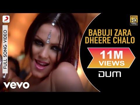 Sukhwinder Singh, Sonu Kakkar - Babuji Zara Dheere Chalo video