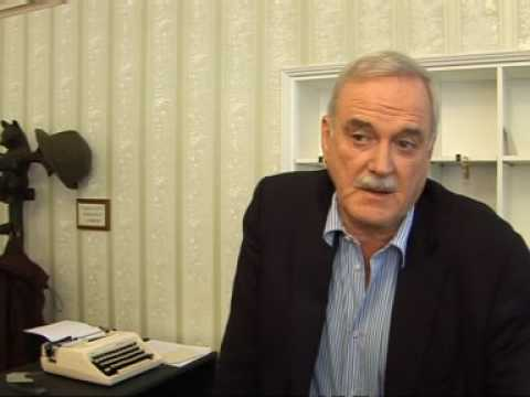 Fawlty Towers cast including John Cleese celebrate sit-com