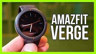 Amazfit Verge Review - The Best Budget Smartwatch?